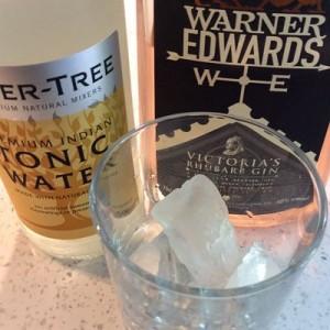World Gin Day Warner Edwards' Victoria's Rhubarb Gin