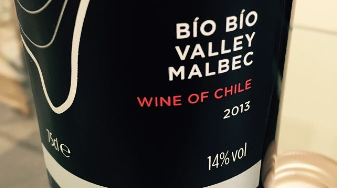 Truly Irresistible Bio Bio Malbec review