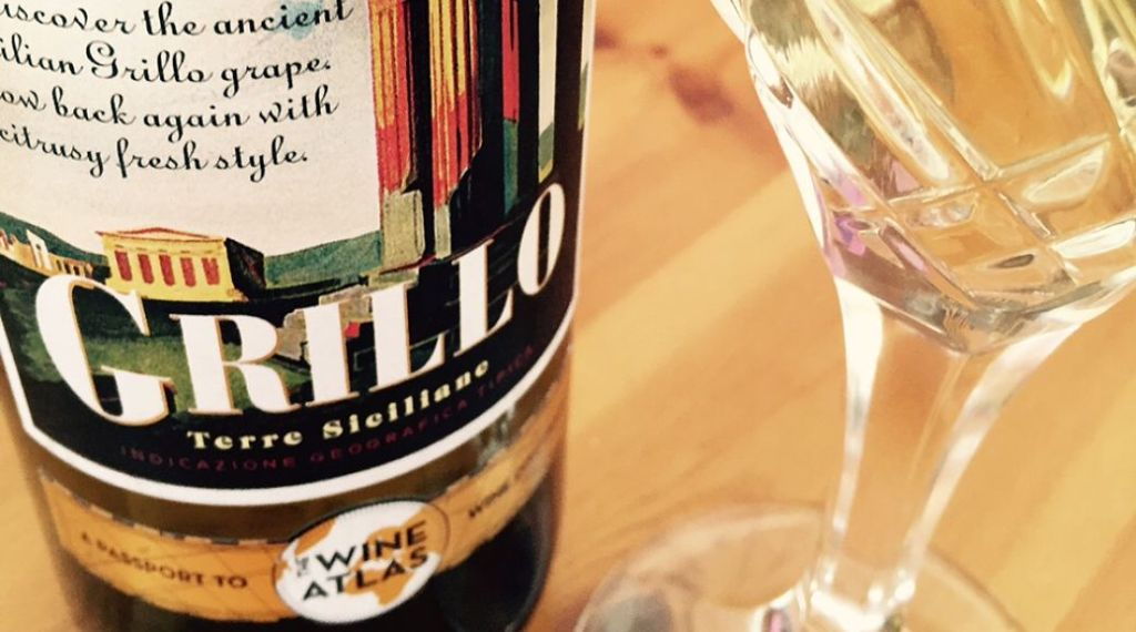 WIne Atlas Grillo review