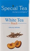 The Berry Company White Tea with Peach