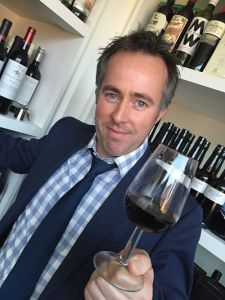 Ben Cahill Co-op's Itaian wines buyer