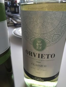 The Co-operative Orvieto Classico Italian wines