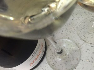 Fincas de Azabache Tempranillo Blanco 2015 rioja wines
