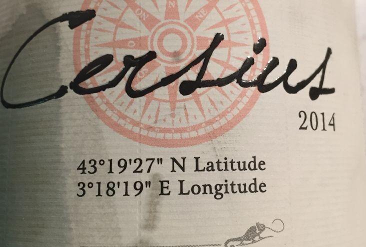 Alma Cersius wine review