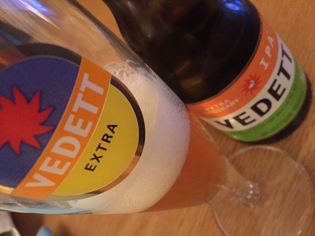 Vedett Extra IPA beer
