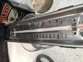Baileys Christmas Fudge thermometer
