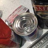 Baileys ChristmasFudge ingredients
