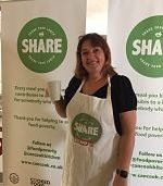 Share Your Lunch Jane Clare time for a cuppa