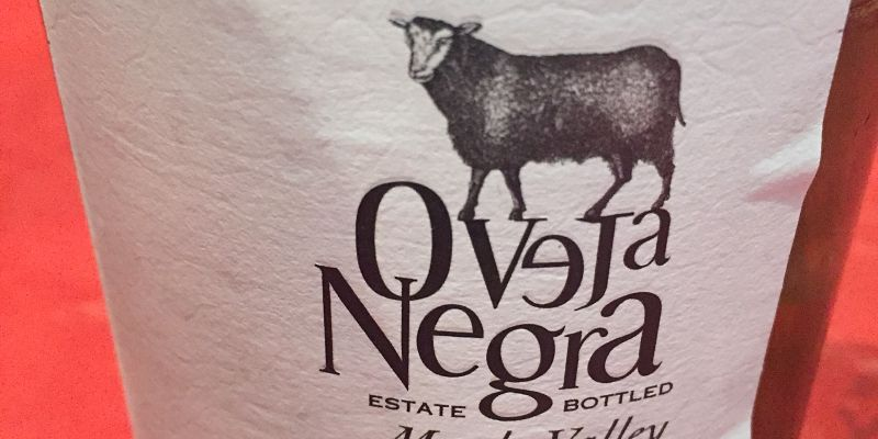 Oveja Negra Sauvignon Blanc Carménère wine review