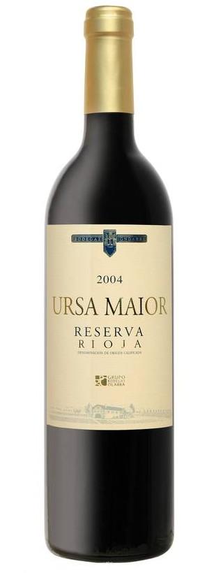Rioja Ursa Maior Reserva Spar Christmas red wine
