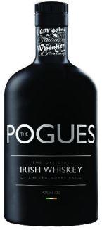 The Pogues Irish Whiskey Christmas drinks