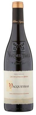 Vignerons Des Mont d'Aubune Vacqueyras Christmas red wine