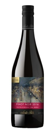 Santa Rita National Gallery Series Pinot Noir 2016