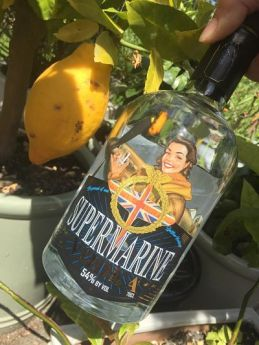 Supermarine Vodka from Spitfire Heritage Distillers