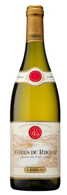 Guigal Côtes du Rhône Blanc 2015 National Curry Week