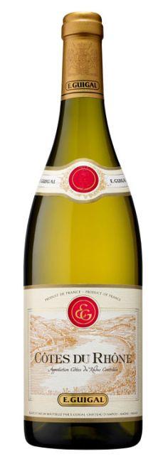 Guigal Côtes du Rhône Blanc 2015 National Curry Week