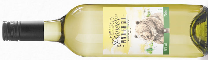 Pioneer Pinot Grigio