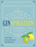 Ginspiration book Christmas gifts for drink lovers