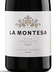 Palacios Remondo Rioja Crianza La Montesa red wine for Christmas
