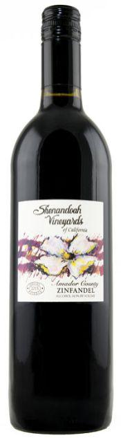 Shenandoah Zinfandel red wine for Christmas
