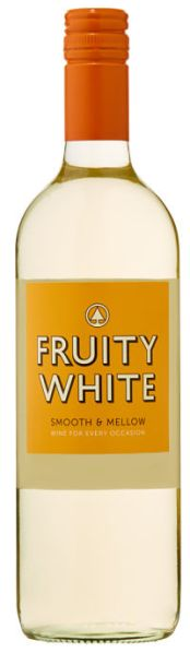 Spar Fruity White Christmas party drinks