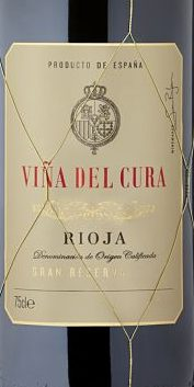 Tesco finest Vina del Cura Grand Reserva