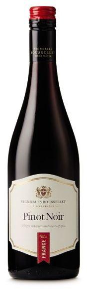 Vignobles Roussellet Pinot Noir Christmas party drinks