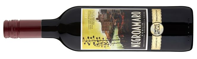 Wine Atlas Negroamaro red wine for Christmas
