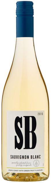 Spar Alphabet Series Sauvignon Blanc wine