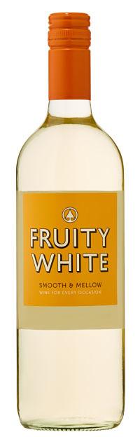 Spar Fruity White wine