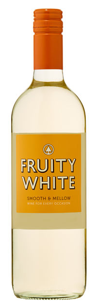 Spar Fruity White wine