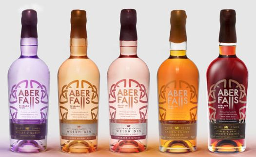 Aber Falls gins range gin reviews