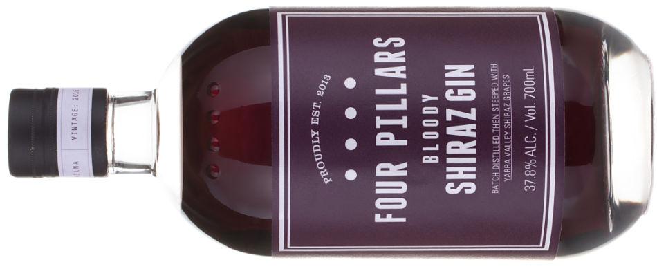 Four Pillars Bloody Shiraz Gin gin reviews