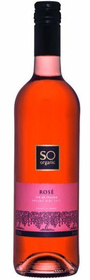 So Organic Rosé Sainsbury wine news