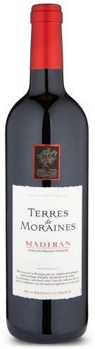 Terres de Moraines Madiran vegan-friendly wine