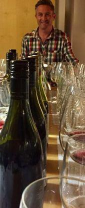 Winemaker David Roper