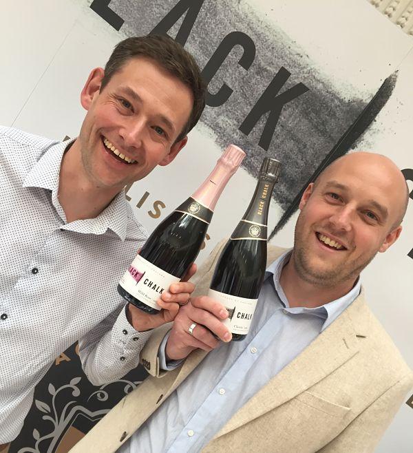 Black Chalk wine Jacob Leadley and Andrew Seden