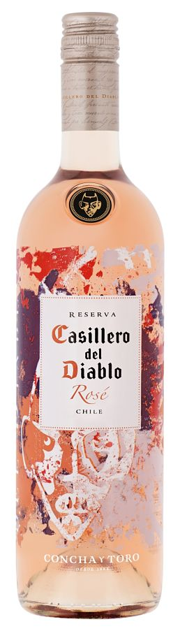 Casillero del Diablo rosé wines