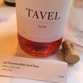 Les Gourmandises Tavel Rosé Lidl Wine Tour
