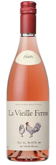 Vieille Ferme Rosé wines