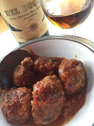 Internatioal Sherry week Del Duque 30-Year-Old Amontillado VORS