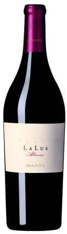 Banfi La Lus Albarossa Chrsitmas dinner wines