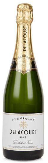 Champagne Delacourt Brut (M&S)