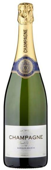 Champagne Marquis de Belrive NV Brut (Spar)