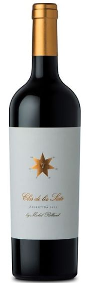Clos de los Siete festive red wines
