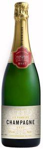 Les Pionniers Champagne taste test 2018