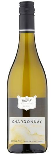 Tesco Finest Gisbourne Chardonnay christmas wines