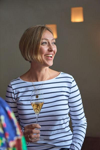 Cherie Spriggs, Head Winemaker of Nyetimber International Women's Day
