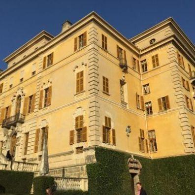 Castello Gancia Canelli exterior