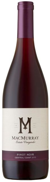MacMurray Central Coast Pinot Noir